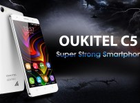 Oukitel C5 dengan RAM 2GB dan Konektivitas 3G Dirilis: Harga Murah 1