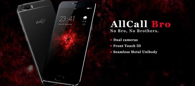 AllCall Bro: Smartphone Kamera Belakang Ganda, Fingerprint, Harga 850 Ribu 1