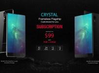 Inilah Umidigi Crystal Series: Flagship Frameless dengan RAM 4GB 1