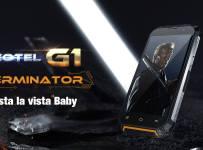 Geotel G1: Bakal Smartphone Tangguh dengan Baterai Super d