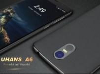 Uhans A6: Phablet RAM 2GB, Batere 4150 mAh Harga Cuma 1 Juta 1