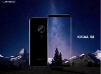 Leagoo KIICAA S8 Series disiapkan: Smartphone MT6763 Pertama? d