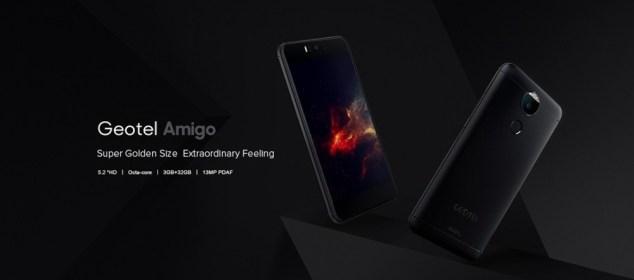 Geotel Amigo: Smartphone 5.2 inci RAM 3GB Harga Cuma 1,5 Juta 7