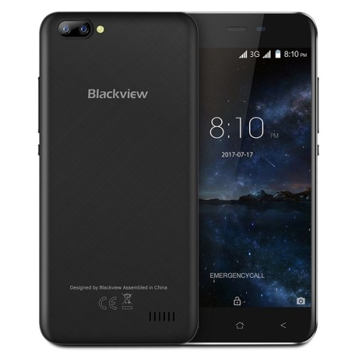 Blackview A7: Smarphone Kamera Ganda Termurah Cuma 650 Ribu 3