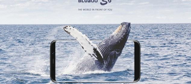 Bluboo S8: Phablet 5.7 inci Keren dengan Rasio 18:9 dan 360 OS 1