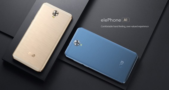 Elephone A1: Smartphone 5 inci Murah dan Keren 5
