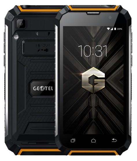 Geotel G1: Gadget Tangguh RAM 2GB, 7500 mAh Harga Murah fd