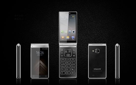 Smartphone Lipat Dua Layar: Vkworld T2 Plus segera Hadir 1