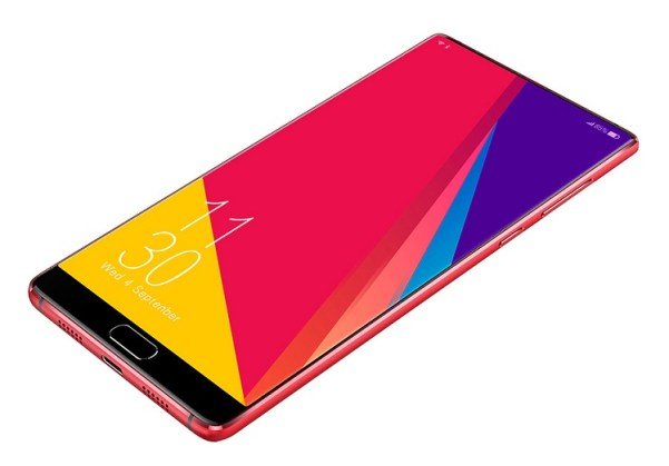 Elephone S8 red limited edition (2)