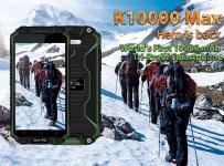 Oukitel K10000 Max: Smartphone Rugged dengan Baterai 10000 mAh 1