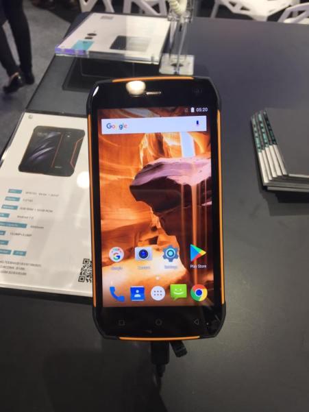 Inilah 4 Smartphone Terbaru Uhans di Asia World Expo 2017: Keren-keren...!! 3