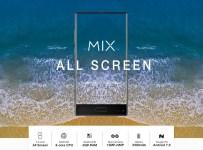 Ulefone Mix dengan tri-Bezel-Less, RAM 4GB: Harga dan Spesifikasi 1