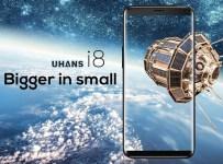 Uhans i8: Phablet 5.7 inci 18:9 dengan Face Unlock dan RAM 4GB 7