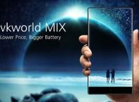 Vkworld Mix hadir dengan RAM 2GB dan Baterai Lebih Besar 1