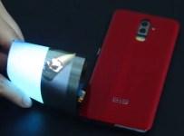 Purwarupa Elephone S9: Layar Fleksibel AMOLED dengan Snapdragon f