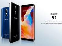 Koolnee K1: Phablet Murah dengan RAM 4GB, Layar 6 inci 18:9 dan Face ID 1