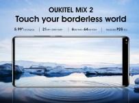 Oukitel Mix 2 Phablet Flagship: Dengan RAM 6GB dan Kamera 21MP 3