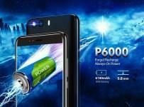 Blackview P6000: Phablet Layar Standar dengan Face ID & Baterai 6180 mAh 1