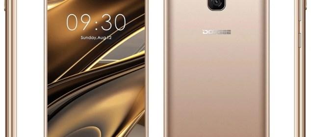 Cakepnya Doogee V dengan Fingerprint Layar: Gabungan iPhone X & Samsung S8 2