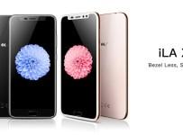 iLa X: Smartphone Klon iPhone X dengan RAM 3GB dan Fingerprint 1