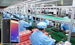 Simak Bagaimana Proses Pembuatan dan Pengujian Ulefone Power 3 c