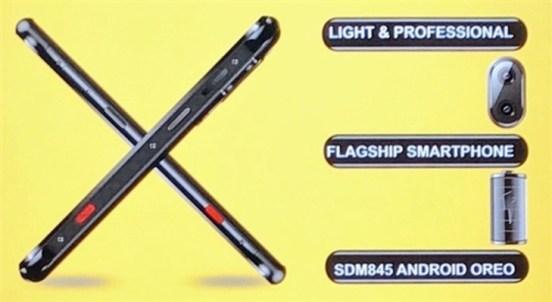 Smartphone Rugged dengan Snapdragon 845? Inilah AGM X3 1