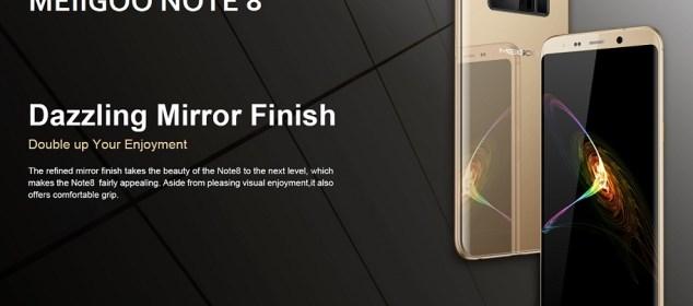 Meiigoo Note 8: Alternatif Samsung Note 8 Harga Murah 3