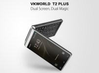 Vkworld T2 Plus resmi Dirilis: Smartphone Lipat Layar Ganda 4.2 inci 1