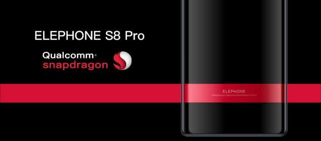 Keren! Elephone S8 Pro bakal Punya Fingerprint di Layar 1