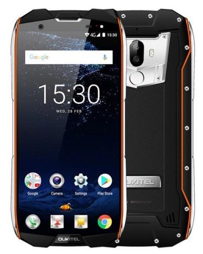 Oukitel WP5000: Smartphone Rugged RAM 6GB Baterai 5200 mAh 5