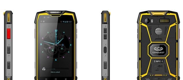Conquest S9 Pro: Smartphone Rugged Unik dengan Spek Tinggi dan Fitur Lengkap 9