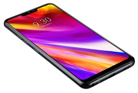 LG G7+ ThinQ dengan Layar 6.1 inci Notch: Spesifikasi dan Fitur Lengkap e