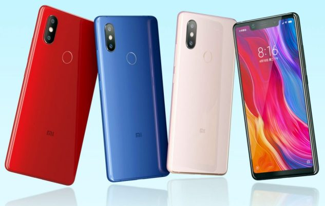 Xiaomi Mi 8 SE: Phablet Layar 5.88 inci AMOLED dengan Snapdragon 710 5