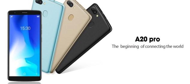 Blackview A20 Pro 4G dirilis: RAM 2GB, Android 8.1, Harga 1 Juta 1
