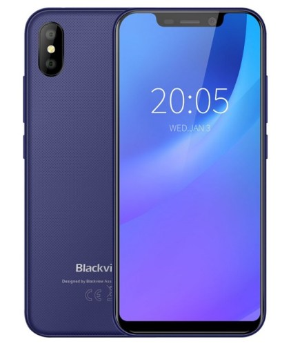 Blackview A30 dirilis: Smarphone Layar Poni iPhone X Termurah Sedunia 5