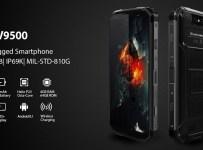 Blackview BV9500 dirilis: Phablet Rugged Baterai 10000 mAh dan NFC 1