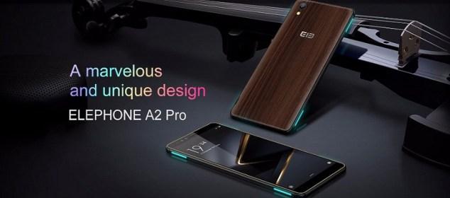 Elephone A2 dan A2 Pro dirilis: dengan Fingerprint dan Notifikasi Samping 1