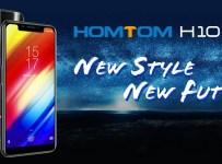 Homtom H10 dirilis: Layar Poni, RAM 4GB dan Fingerprint Samping 1