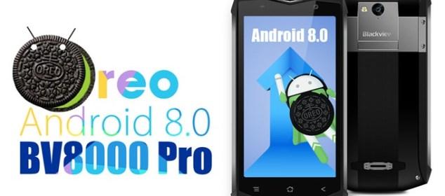 Blackview BV8000 Pro mendapat Android Oreo: Waspada sebelum Update 1