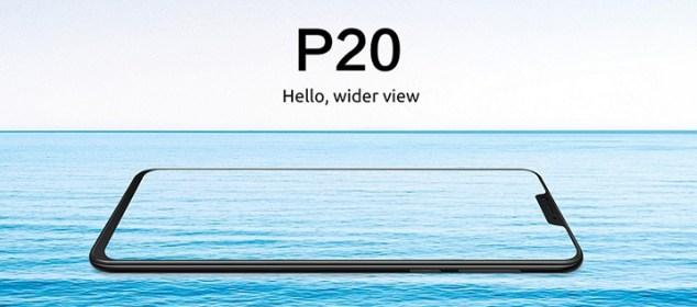 Cubot P20 dirilis: Layar Poni 6.18 inci, RAM 4GB, Baterai 4000 mAh 1