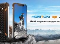 Homtom Zoji Z33: Smartphone Rugged Berponi Harga Murah 7