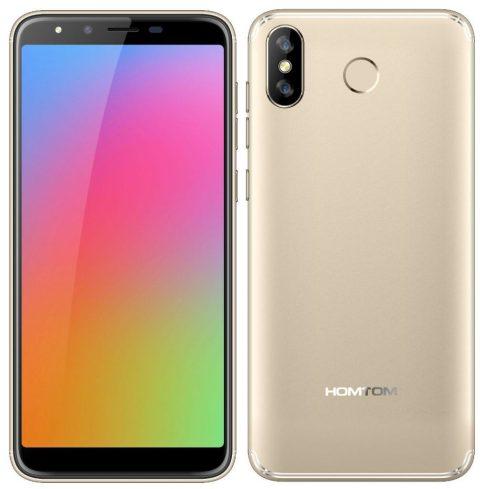Homtom India Hadirkan 3 Smartphone Murah: Homtom H1, H3 dan H5 1