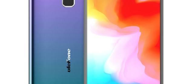 Siap-siap Ulefone T2: dengan RAM 6GB, Helio P60 dan Warna Gradien 3