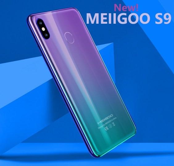 Meiigoo S9 dengan RAM 4GB, Layar Poni dan Warna Gradien: Harga Murah!! 3