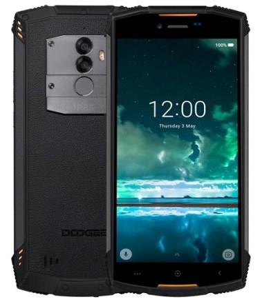 Doogee S55 Lite Hadir dengan Android 8.1 dan RAM 2GB: Harga 1,7 juta 3