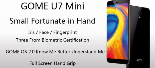Gome U7 Mini hadir dengan Pemindai Iris, RAM 4GB, Harga Cuma 1,6 Juta 5