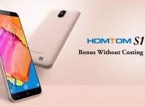 Homtom S17 dirilis dengan Android 8.1, Face ID: Harga dan Spesifikasi 1
