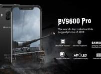 Blackview BV9600 Pro: Phablet Rugged Layar Poni dengan RAM 6GB & Helio P60 1
