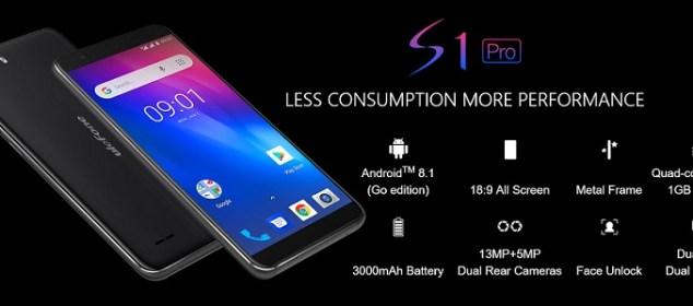 Ulefone S1 Pro dirilis dengan 4G dan Kamera Ganda: Harga 1.1 Juta 1