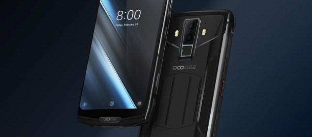Smartphone Rugged Gaming Layar Poni: Doogee S90 Diumumkan 1
